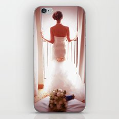 IT'S NOT MY WEDDING iPhone & iPod Skin