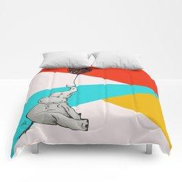 LOOKIN' UP Comforters