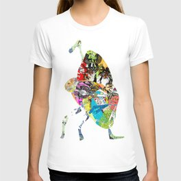 CutOuts - 1 T-shirt