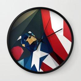 Front Man Wall Clock