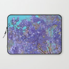 Purple and Blue Party! Laptop Sleeve