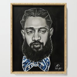 Bowtie Nipsey Serving Tray