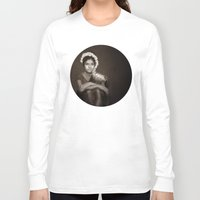 india Long Sleeve T-shirts featuring India by Alexia Rose
