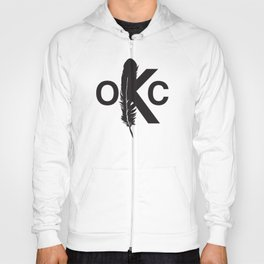 OKC Feather Hoody