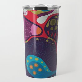 Spring Creeper Travel Mug