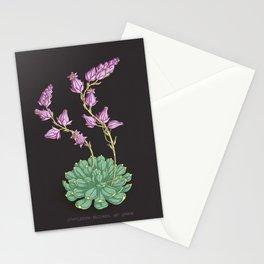 Cotyledon Secunda Stationery Cards