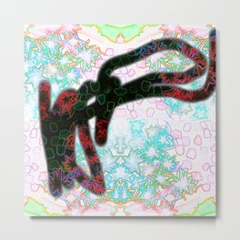 Art Star Metal Print