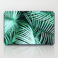 palms iPad Cases featuring Palms by Karen Hofstetter