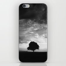 Outlines (IV) - Solitude iPhone Skin