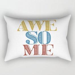 Awesome Rectangular Pillow