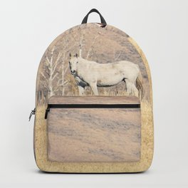High Desert Horses Backpack