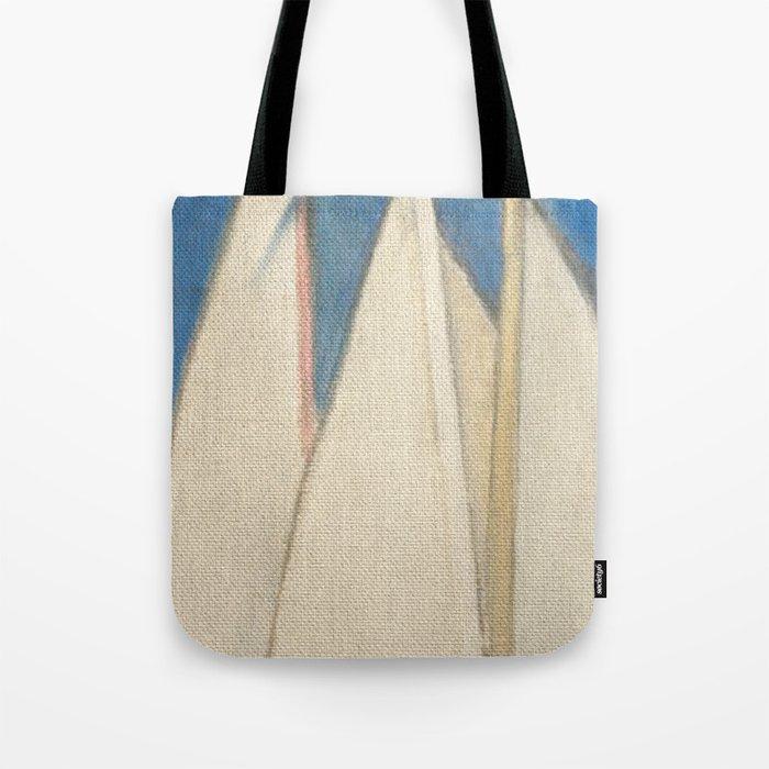 Sails 2 Tote Bag