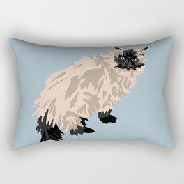 Gabe the cat Rectangular Pillow