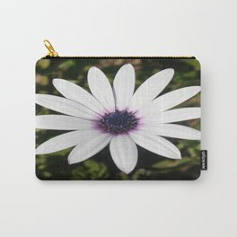 White African Daisy Carry-All Pouch