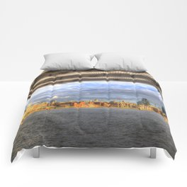 City of London and River Thames Comforters
