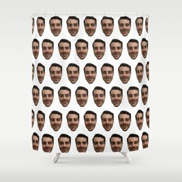 donny Shower Curtain