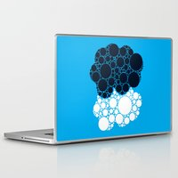 the fault in our stars Laptop & iPad Skins featuring The Fault In Our Stars by karifree