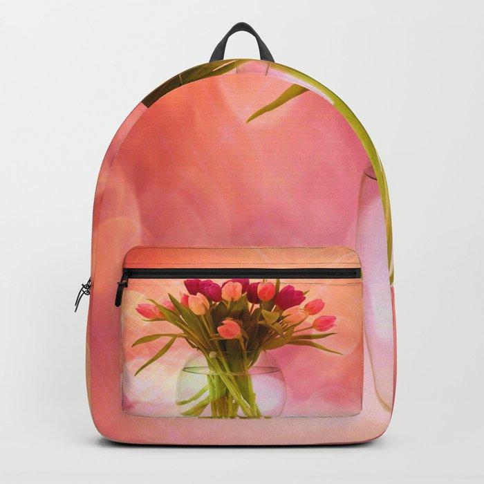 A Bloom for Spring Backpack