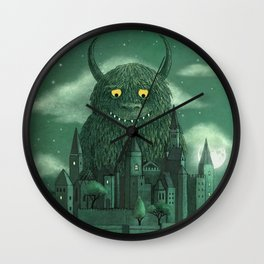 Age of the Giants Wall Clock