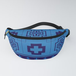 The Directions (Blue) Fanny Pack