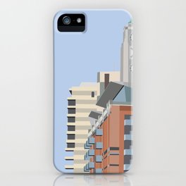 south bank (london) iPhone Case