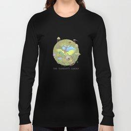 The Elephant's Garden - Version 1 Long Sleeve T-shirt
