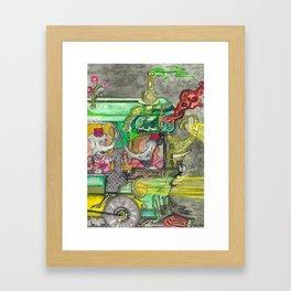 The Perfect PB & J Framed Art Print