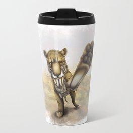 CAT, Gimme Five Thylacosmilus Travel Mug