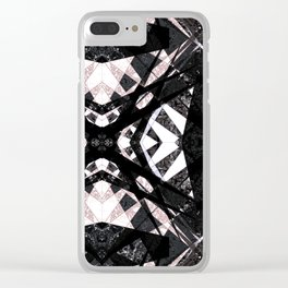 Spectral View Clear iPhone Case