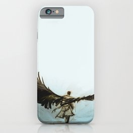 A Lonely Road iPhone Case