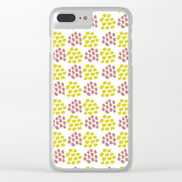 Splashes Clear iPhone Case