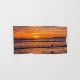 Coronado Sunset Hand & Bath Towel