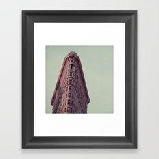 Flatiron #1 Framed Art Print