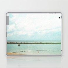 In between the seasky Laptop & iPad Skin