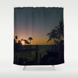 La Florida Shower Curtain