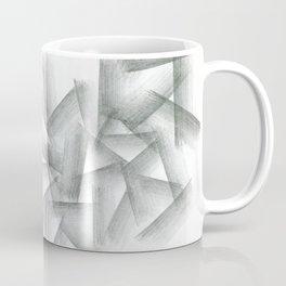 Cubical Abstraction Coffee Mug