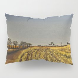 To The Wheatbelt Pillow Sham