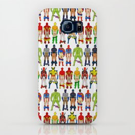 Superhero Butts iPhone Case