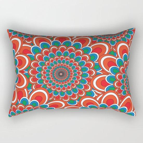 Pattern F Rectangular Pillow