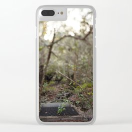 Some Place Only We Know Clear iPhone Case