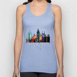 Atlanta city Unisex Tank Top