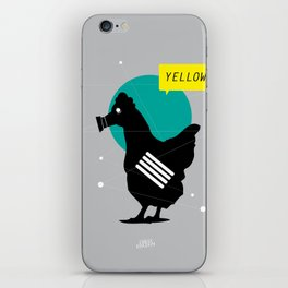 Stop Staring at my Cock iPhone Skin
