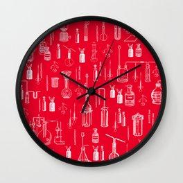 MAD SCIENCE 10 Wall Clock