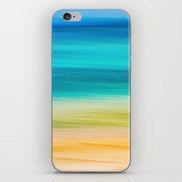BVI Blues iPhone Skin