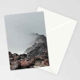 Clouds and Stones Stationery Cards