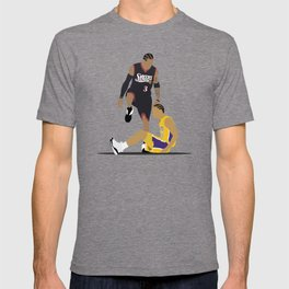 Step Over Lue T-shirt