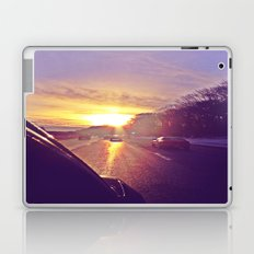 Sunset Blv. Laptop & iPad Skin