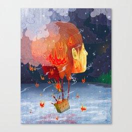 Airy-fairy Canvas Print