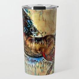Painted Pony Travel Mug
