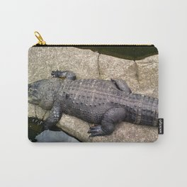 Crocs at the Zoo Carry-All Pouch